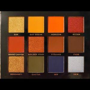 Ace beauty vintage dawn palette